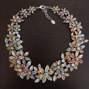 Zara stunning statement necklace